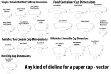 Any Kind Of Dieline - Diecut F...