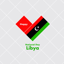 National Day Card Template Wit...