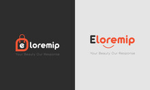 E-commerce Shop Logo Design Ve...