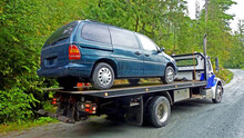 Towing Service - The Blue Tow ...