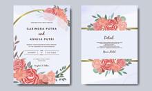 Elegant Wedding Invitation Ca...