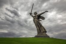 VOLGOGRAD / Russia - August 10...