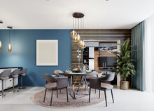 Designer Round Dining Table Wi...