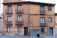 Plaza De Puerta Obispo, Leon, ...