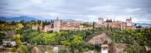 Daytime Panoramic View Of Alha...