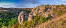 Granite Actovo Canyon In The D...