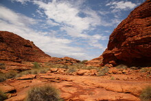 Landscape Of Kings Canyon In O...