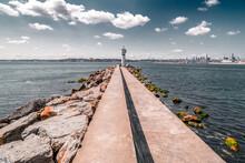 Kadikoy Coastline, Istanbul, T...