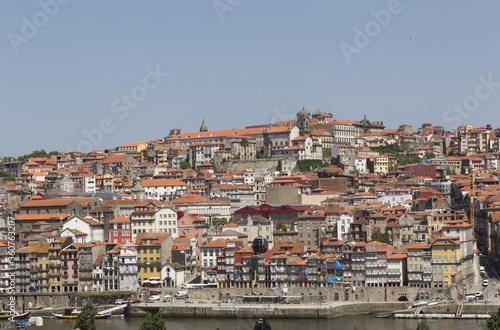 view of porto, portugal © Posztós János