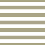Classic Horizontal Stripe Geometric Vector Repeated Seamless Pattern, in Neutral Beige / Taupe.  Perfect for Weddings, Fabric / Textiles, Decor, Scrapbooking, Wallpaper and Backgrounds - 360813886
