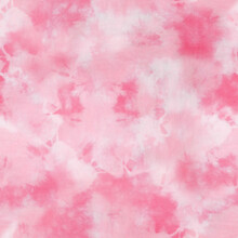 Pink Abstract Tie Dye Print