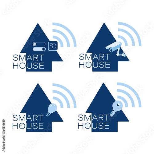 Photo Smart House logo 5g