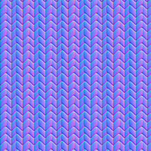 Cloth Tileable Normal Map Pattern
