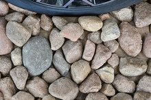 Large Photo Of Stones From Abo...
