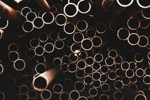 Metal Pipe Ends Forming Circul...