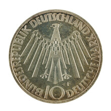 10 German Mark Coin Special Ed...
