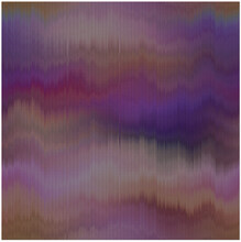 Blurry Woven Watercolor Tie Dye Knit Texture Background. Wavy Irregular Bleeding Marl Ink Seamless Pattern. Rainbow Ombre Distorted All Over Print. Variegated Dripping Fabric Effect Backdrop.