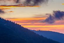 Sunrise Over Blue Ridge Parkwa...