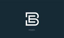 Alphabet Letter Icon Logo BE O...