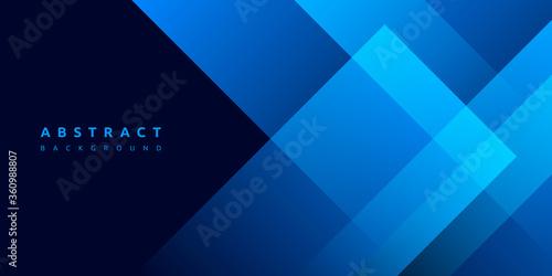 Fotografía Dynamic vibrant colorful gradient blue background