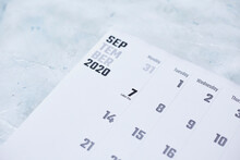 Simple 2020 September Monthly ...