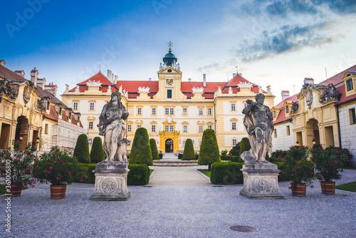 Fototapeta Baroque residences in Valtice castle