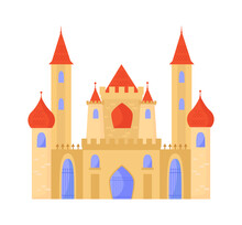 Oriental Castle Arabic Baroque...