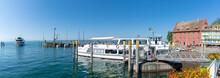A View Ofthe Harbor In Meersbu...
