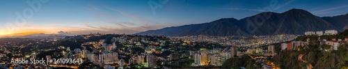 Panoramica Caracas - El Avila 14