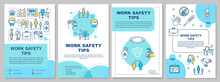 Work Safety Tips Brochure Temp...