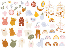 Vector Hand Drawn Collection F...