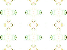 Simple Cotton Print. Santorini...