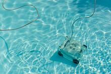 Automatic Robotic Pool Vacuum ...