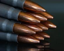 A Bundle Of 7.62x39 Ammunition