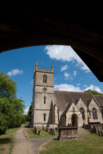 Bladon, Woodstock, UK, July 20...
