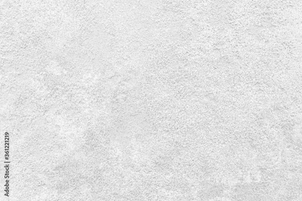 Fototapeta texture and seamless background of white granite stone