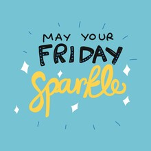 Make Your Friday Sparkle Word ...