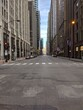 Downtown Chicago - Empty Street