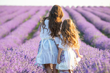 A Child In Lavender. Beautiful...