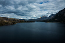 St Mary Lake With Goose Island, Glacier National Park