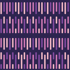 Seamless repeating pattern of stripes