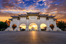Chiang Kai Shek Memorial Hall ...