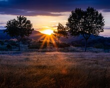 Beautiful Landscape Shot Of Th...
