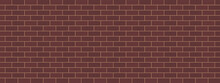 Red Brown Brick Wall Background Textures Pattern Vector Illustration Graphic Designs Classic Trendy Style