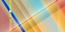 Sfondo Con Diagonali Colorate ...