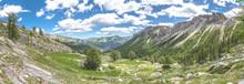 Panorama Sur Le Parc Du Mercan...