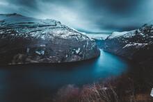 Geiranger Fjord, Beautiful Nat...