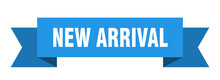 New Arrival Ribbon. New Arriva...