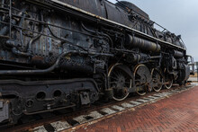 Detailed Photograph Of Steam E...