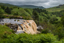 The Loup Of Fintry Waterfall O...